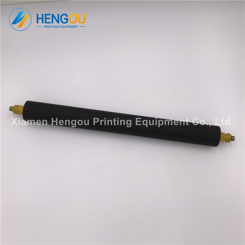 1 pcs heidelberg gto460 yellow rubber rollers heidelberg printing machinery parts 300 aaron printing doctor blade for printing machinery w30 40mmxt0 2mmxl100m