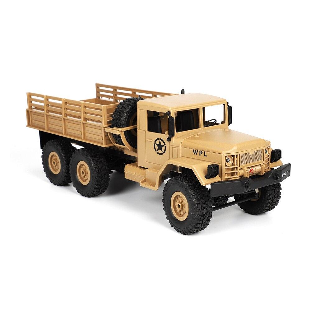 輪駆動のリモートコントロール軍用トラック 2.4 × Ngultrum