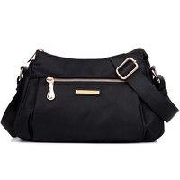 Fabra New Autumn Women S Handbag Waterproof Nylon Shoulder Bags Casual Solid Tote Fashion Small Messenger