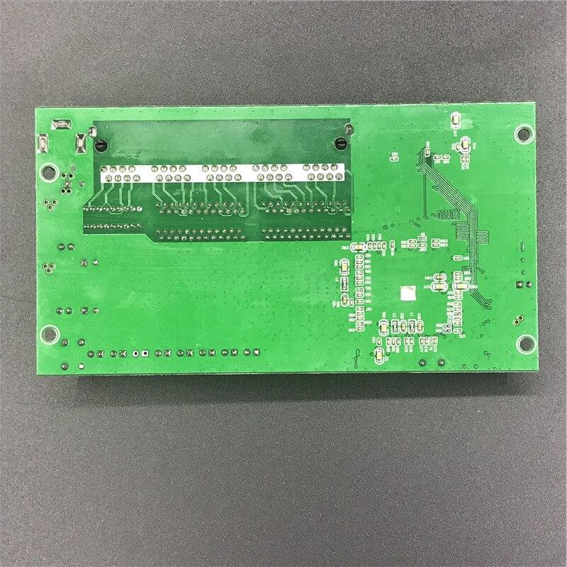 OEM 5 port Gigabit router module 10/100/1000M distribution box 5-port mini router modules OEM wired router module PCBA with RJ45 5
