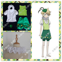 2016 Black Butler Book of Circus Peter Uniforms Cosplay Costume