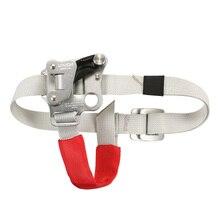 Lixada открытый ножной Жумар скалолазание Riser оборудование для альпинизма скалолазание доступа скалолазания