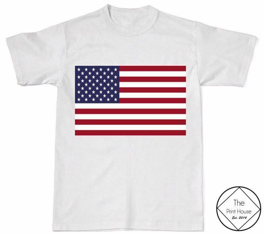 Hombredía 4 Julio Camiseta Con Para Bandera La Americanacamiseta De Independencia EeUu N0P8nwOkX