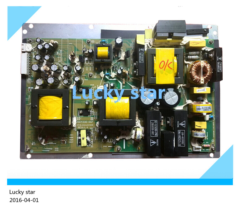 Original LCD40B66-P LCD42B66-P power supply board JSK4330-007A 81-LC42B0-PW1 grafalex 38x38 007a