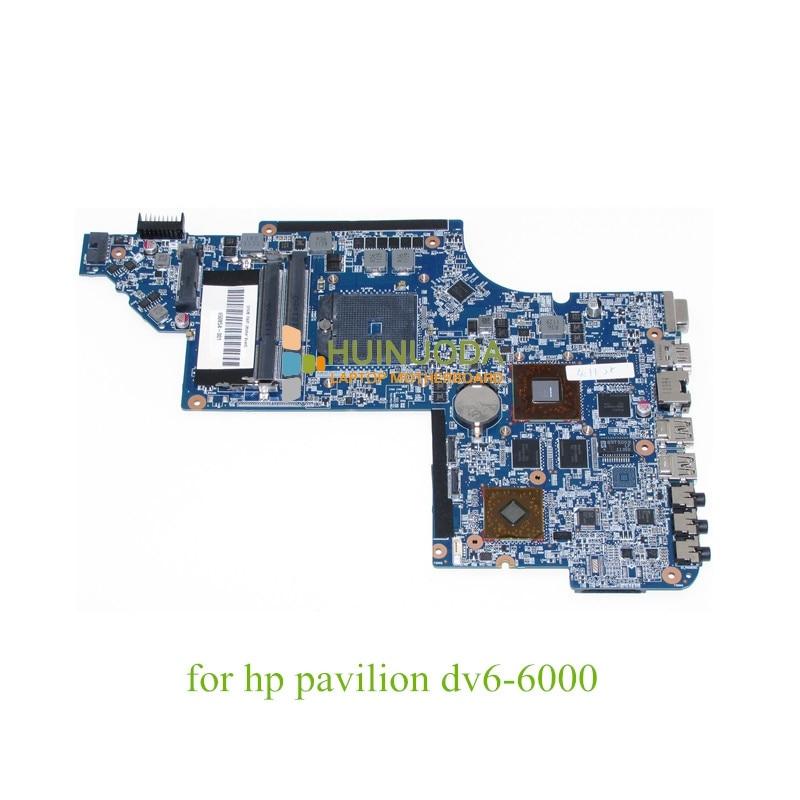 все цены на  650854-001 Main Board For Hp Pavilion DV6 DV6-6000 Laptop Motherboard Socket fs1 DDR3 ATI HD6750 1GB  онлайн