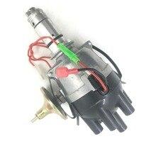 Sherryberg 25D6 дистрибьютор электронных для Triumph 2000 TR5 TR6 и GT6 для Lucas 6 цилиндров положительный земли электронные
