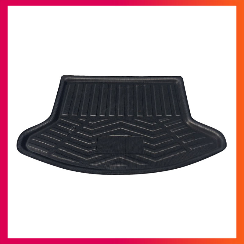 For <font><b>Mazda</b></font> CX-5 <font><b>CX5</b></font> 2012 2013 2014 <font><b>2015</b></font> <font><b>2016</b></font> Boot Mat Rear Trunk Liner Cargo Floor Tray Carpet Guard Protector Car Accessories image