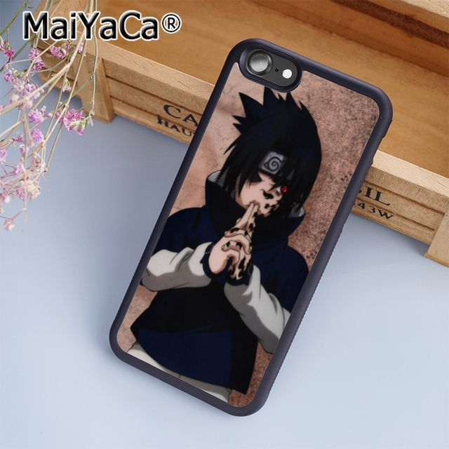 coque iphone 8 plus sasuke