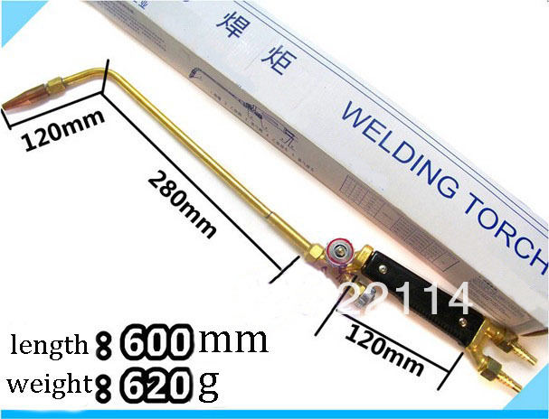 Injection type oxy-acetylene welding torch HO1-20 cutting torch for refrigerating engineering  service  цены