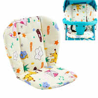 Baby Car Seat Mat Portable Toddler Booster Seat Simple Baby Chairs Dining Chair Thickening Sponge Kids Car Stroller Seats Pad