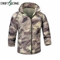 Nouveau Camouflage Peau Veste 15 couleurs Soleil et UV Protection Manteaux, Super Léger Manteau, hommes Tactique Vêtements