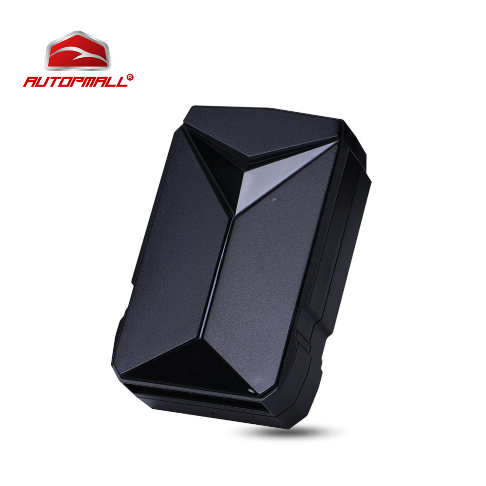 Car GPS Tracker Vehicle GPS Locator D1 Waterproof Magnet Standby 180 Days Real Time GPS LBS Position Lifetime Free Tracking new time d1