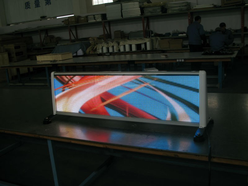 TAXI_LED_SCREEN