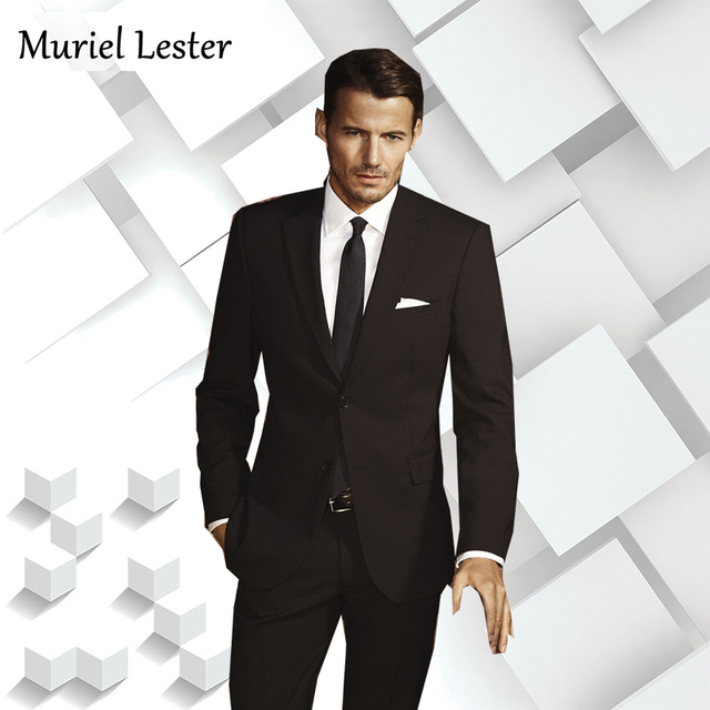 Ml 236 Hochzeitsanzug Men Suit 2018 Jacket Vest Pants Wedding Groom