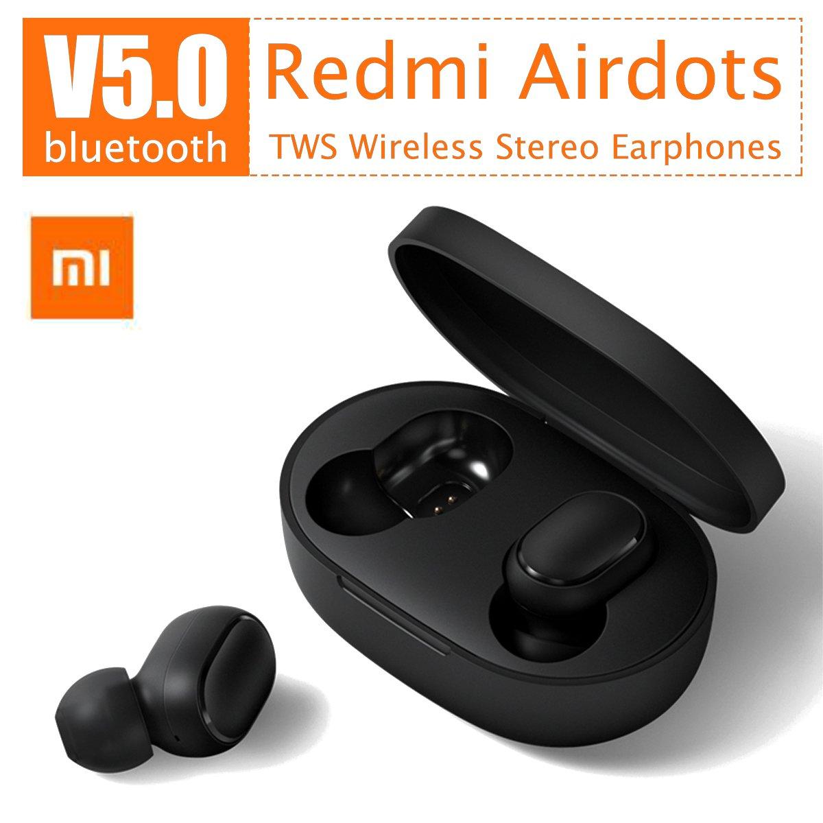 Xiaomi Redmi Airdots écouteur sans fil AI commande vocale bluetooth 5.0 écouteurs DSP réduction du bruit casque sport écouteurs Mic