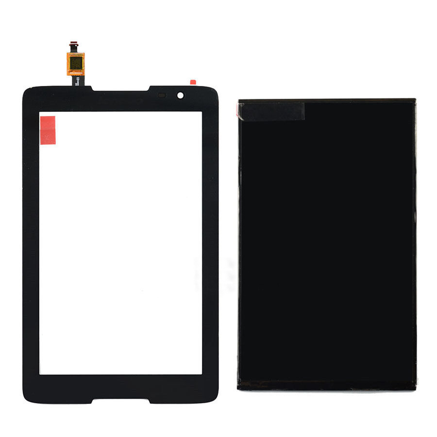 Touch Screen Digitizer Glass Sensor + LCD Display Panel Screen For Lenovo IdeaTab A8-50 A5500 Free Shipping lcd display touch screen panel digitizer accessories for lenovo vibe k5 plus 5 0inch smartphone free shipping track number