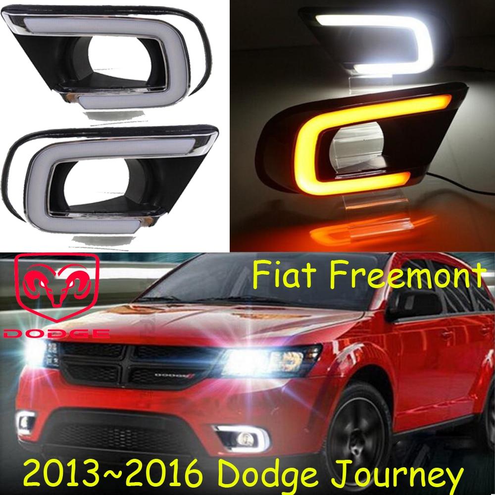 car-styling,Dodg Journey daytime light;2009~2012/2013~2016,chrome,Free ship!LED,Journey fog light,2ps/set;car covers,Journey morais r the hundred foot journey