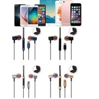 OOTDTY In Ear Earphone USB Type C Earbuds Hi Fi Digital 3D Audio With MIC For