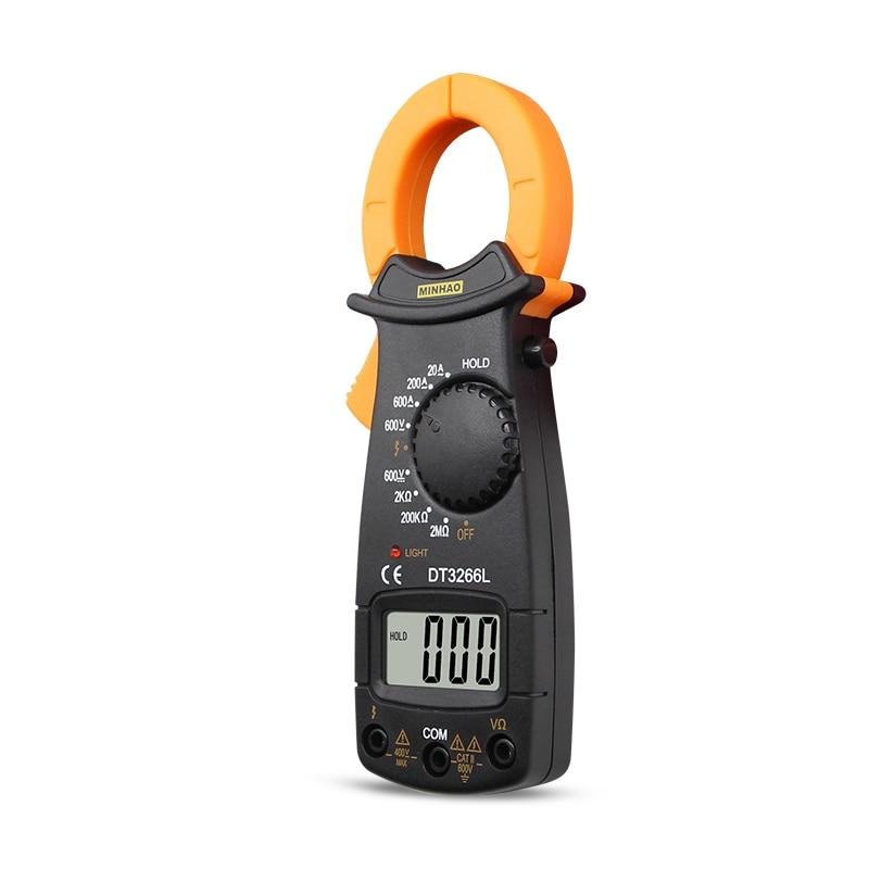 Digitaalne Multimeeter DT-3266L 600A 1