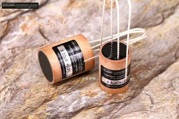 Danish Duran Duelund CAST sterling silver foil capacitor COHERENT AUDIO Angel's voice Audio capacitor free shipping конденсатор duelund vsf 100 v 3 3 uf silver