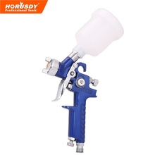 New H-2000 Hvlp 0.8 MM Spray Gun Professional Mini Air Spray Gun Airbrush Paint Gun To Paint Car Aerograph стоимость