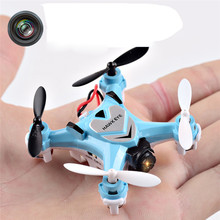 New X 1506W Drone 2 4G 4CH 6 Axis Mini RC Gyro Quadcopter With HD Camera