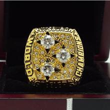 1978 Pittsburgh Steelers super bowl чемпион кольцо 8-14 Размер Высокое качество, стоит сбора
