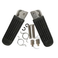 Motorcycle Footrests Front Footrests Foot Pegs For Honda CB750 CBR750F CB1100 X 11 XL1000V