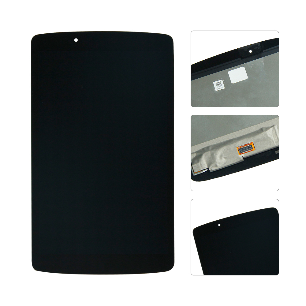 For LG G PAD 2 II 8.0 V498 2015 LCD Screen Digitizer Touch Digitizer Assembly Replacement replacement touch screen digitizer module for nintendo dsi xl ll page 2