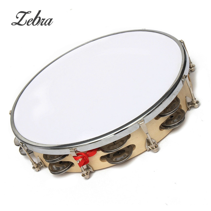 New Arrival 10 Capoeira Leather Pandeiro Drum Music Instruments Tambourine Percussion Membranophone Gifts for Music Lovers dedo music gifts mg 308 pure handmade rotating guitar music box blue