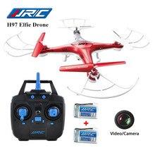 JJRC H97 Mini Drone avec 30 W Caméra Quadcopter RC Hélicoptère 2.4G 6-Axis Gyro Avions Selfie Drone Headless Mode Enfants RC Jouet *