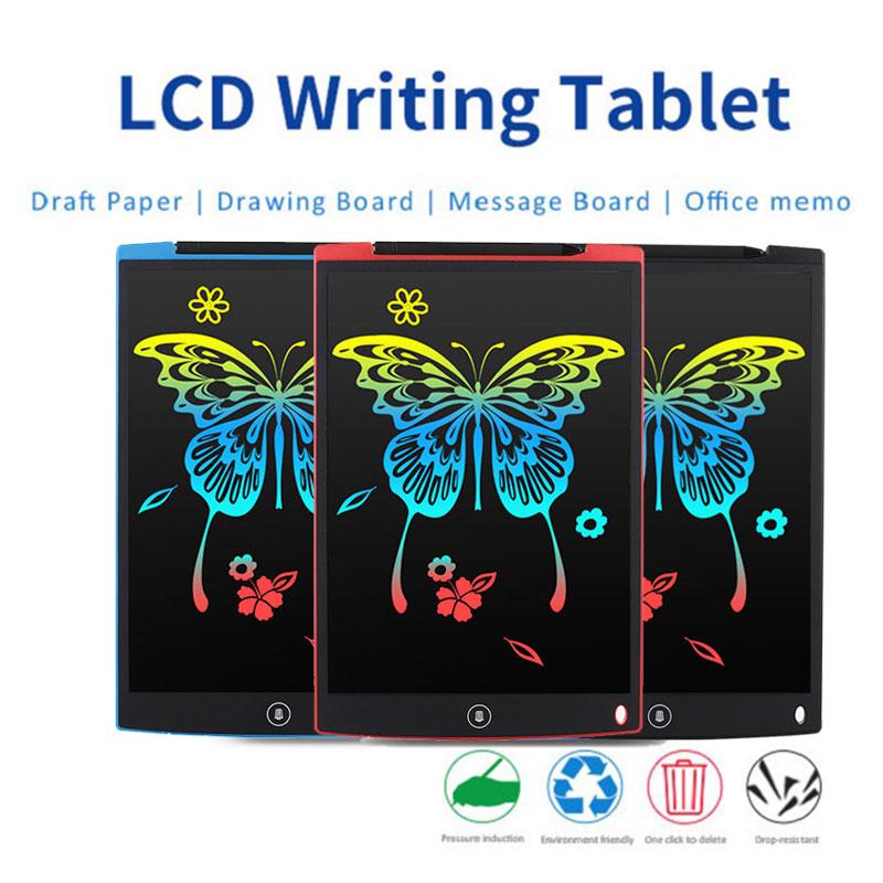 Tableta de escritura LCD 12 pulgadas dibujo Digital 1