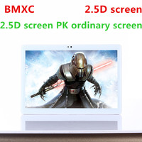 MTK8752 BMXC Nuevo 2.5D pantalla 10 pulgadas Octa Core 3G WCDMA de la Tableta pc 4G RAM 32G ROM 1280*800 IPS Android 7.0 WIFI bluetooth tabletas