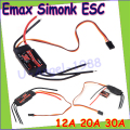 1pcs Emax Simonk Series 12A 20A 30A ESC For Quadcopter QAV250 DJI F450 F500 F550 RC Multicopter Quadcopter Wholesale