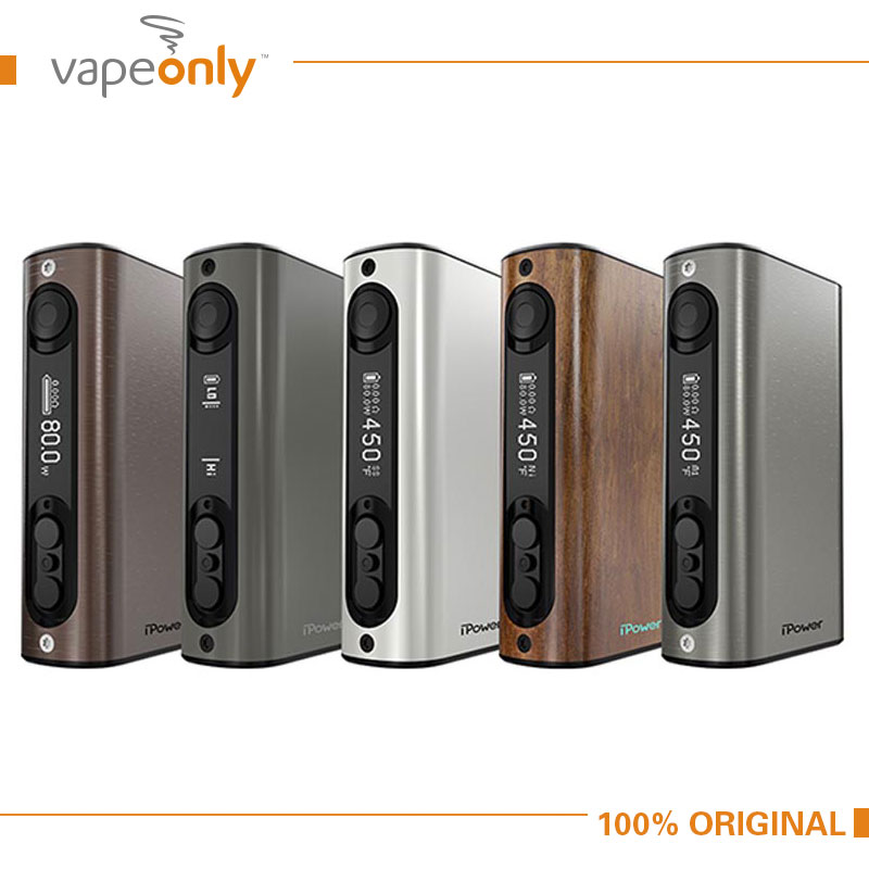 Eleaf iPower 80W 100W TC MOD 5000mAh Built in Battery eleaf istick ipower box mod e