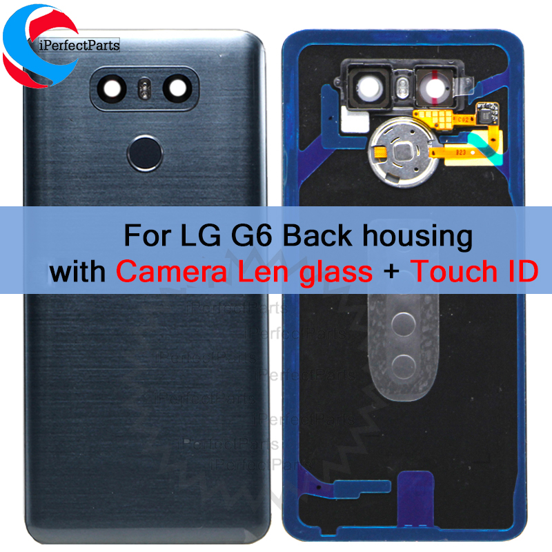 Hot Sale] BINYEAE Glass Battery Cover For LG G6 H870 H870DS