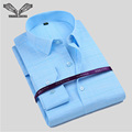 Men Shirt Business Floral Cotton New Popular Design Long Sleeve Casual Brand Clothing High Quality Tops Tees Male Shirts N766