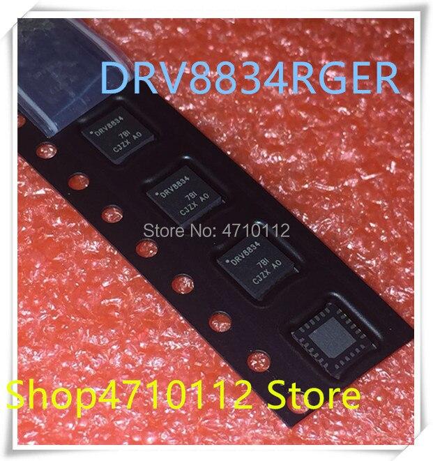 NEW 10PCS LOT DRV8834RGER DRV8834RGET DRV8834 QFN 24 IC