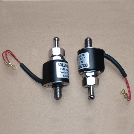 Iron fittings iron fittings solenoid valve ! Full set of accessories available