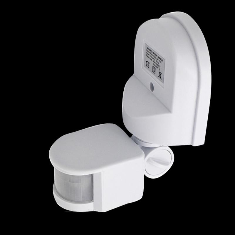 180 degree motion sensor - 180 Degree 12M  Automatic Adjustable Security Infrared Motion Sensor Switch 110V-240V PIR Detector Wall Mount Outdoor LED Lamp
