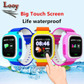 Kids GPS Watch Q90 Touch Screen WIFI Positioning Smart Watch Children SOS Call Location Finder Anti Lost Reminder PK Q50 Q80
