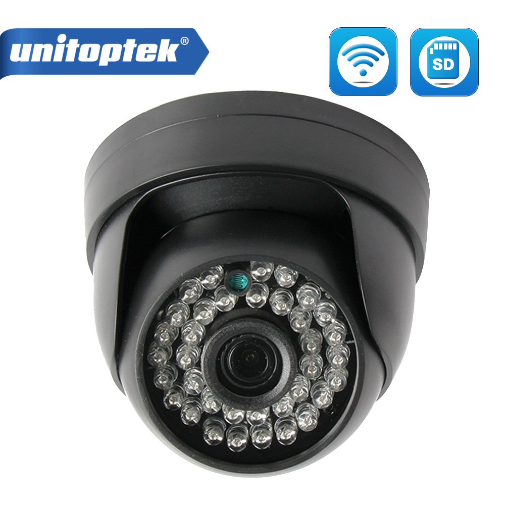 HD 720P WIFI IP Dome Camera Wireless 960P 1080P Surveillance Home Security Cameras Onvif CCTV Wi-Fi Camera TF Card Slot APP View 720p hd ip camera poe onvif 3 6mm lens ir cctv security surveillance camera 1 0mp network dome cameras xmeye app xmeye view