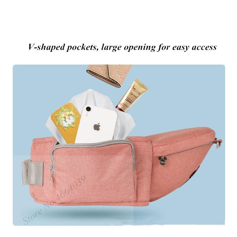 2019 Dropshipper vip Disney Ergonomic Baby Carriers Backpacks 0-36 months Newborn kangaroo Carrying Belt for Mom Dad