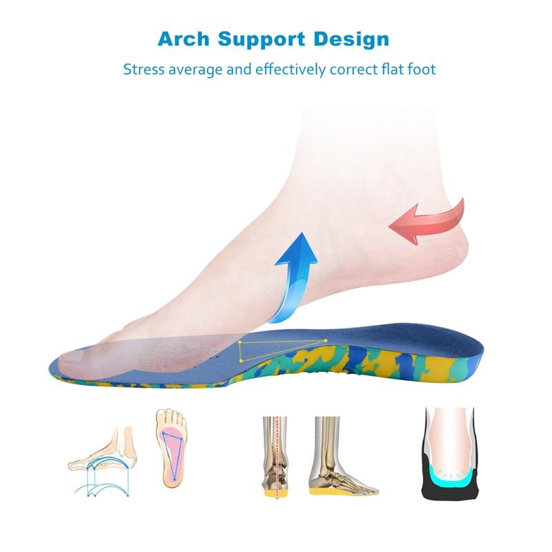 Soumit anak-anak anak sol ortopedi, Eva datar kaki lengkungan - Aksesoris sepatu - Foto 3