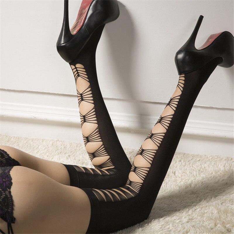 Секс шелковых чулках фото 518-612