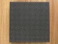160*160mm 32*32 pixels À Prova D' Água Ao Ar Livre 1/8 Varredura SMD 3in1 full color Painel P5 display LED RGB SMD tela LED P5 P4 P3 P2