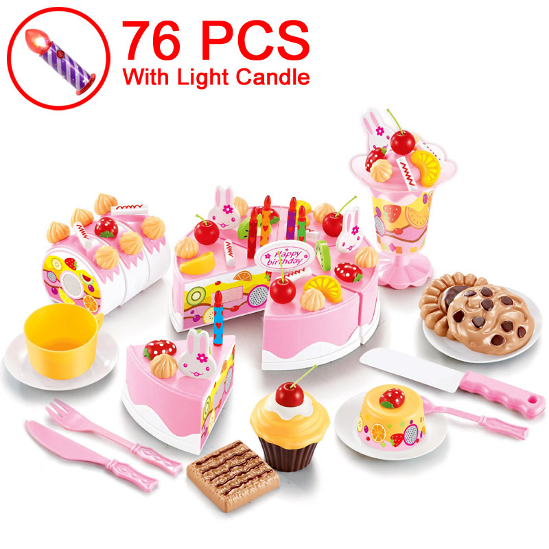 76 Pink Has Candle T