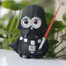 4pcs/Set Star Wars Minion Figure