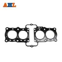 AHL Motorcycle Parts Head Cylinder gaskets Engine Cover Gasket Kit for Honda CBR400RR CBR 29 NC29 CBR400 RR 2 12251 MV4 004