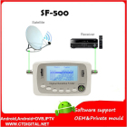 satFinder Satlink SF-500 Digital Satellite Finder Signal Meter Sat Dish Finder with DVB-S DVB-S2